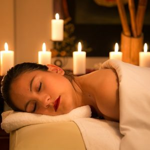 Relaxation Spa Massage